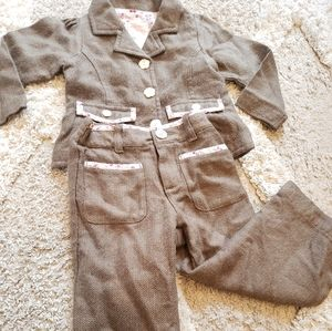 Old Navy Jacket and Pants Set